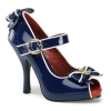 ANCHOR-22 Blue/White Patent